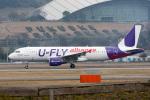 sg-driverさんが、福岡空港で撮影した香港エクスプレス A320-214の航空フォト(写真)
