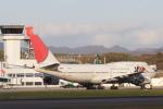 安芸あすかさんが、函館空港で撮影した日本航空 747-446の航空フォト(写真)