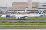 べガスさんが、羽田空港で撮影したキャセイパシフィック航空 777-367/ERの航空フォト(写真)