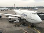 tanukiさんが、フランクフルト国際空港で撮影したルフトハンザドイツ航空 747-830の航空フォト(写真)