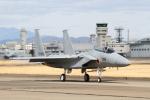 ケロたんさんが、名古屋飛行場で撮影した航空自衛隊 F-15J Eagleの航空フォト(写真)