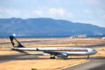 we love kixさんが、関西国際空港で撮影したシンガポール航空 A330-343Xの航空フォト(写真)