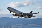 we love kixさんが、関西国際空港で撮影したUPS航空 MD-11Fの航空フォト(写真)