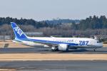 panchiさんが、成田国際空港で撮影した全日空 787-881の航空フォト(写真)