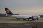 JA8037さんが、北京首都国際空港で撮影したルフトハンザドイツ航空 747-830の航空フォト(写真)