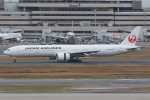 OS52さんが、羽田空港で撮影した日本航空 777-346/ERの航空フォト(写真)