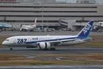 OS52さんが、羽田空港で撮影した全日空 787-881の航空フォト(写真)