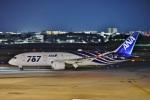 kurubouzuさんが、伊丹空港で撮影した全日空 787-881の航空フォト(写真)