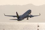 ShiShiMaRu83さんが、神戸空港で撮影したスカイマーク 737-86Nの航空フォト(写真)