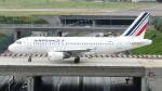 誘喜さんが、パリ オルリー空港で撮影したエールフランス航空 A319-111の航空フォト(写真)