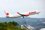 まいけるさんが、デンパサール国際空港で撮影したライオン・エア 737-9GP/ERの航空フォト(写真)