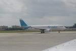 みきてぃさんが、マイアミ国際空港で撮影したアルバ・エアラインズ A320-232の航空フォト(写真)