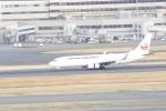 みきてぃさんが、羽田空港で撮影した日本航空 737-846の航空フォト(写真)