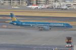 みきてぃさんが、羽田空港で撮影したベトナム航空 A321-231の航空フォト(写真)