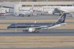 みきてぃさんが、羽田空港で撮影したスターフライヤー A320-214の航空フォト(写真)