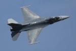 isiさんが、岐阜基地で撮影したアメリカ空軍 F-16 Fighting Falconの航空フォト(写真)