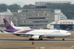 tabi0329さんが、福岡空港で撮影したタイ国際航空 A330-343Xの航空フォト(写真)