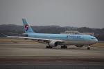 ピーチさんが、岡山空港で撮影した大韓航空 A330-323Xの航空フォト(写真)