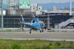 kaz787さんが、伊丹空港で撮影した兵庫県警察 A109E Powerの航空フォト(写真)