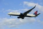 kazu kodamaさんが、福岡空港で撮影したデルタ航空 767-332/ERの航空フォト(写真)