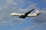 kazu kodamaさんが、福岡空港で撮影したJALエクスプレス 737-846の航空フォト(写真)