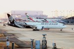 ガス屋のヨッシーさんが、関西国際空港で撮影したニュージーランド航空 787-9の航空フォト(写真)