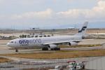 ガス屋のヨッシーさんが、関西国際空港で撮影したフィンエアー A340の航空フォト(写真)
