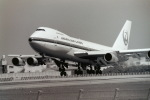 うすさんが、伊丹空港で撮影した日本航空 747SR-46の航空フォト(写真)
