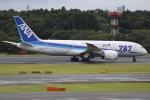 Koba UNITED®さんが、成田国際空港で撮影した全日空 787-881の航空フォト(写真)