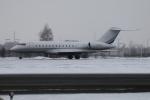 北の熊さんが、新千歳空港で撮影したSTC Aviation Servicesの航空フォト(写真)