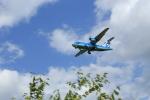 kazu kodamaさんが、福岡空港で撮影した天草エアライン ATR-42-600の航空フォト(写真)