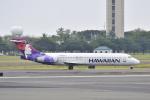 unknownさんが、ホノルル国際空港で撮影したハワイアン航空 717-2BLの航空フォト(写真)