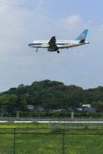 kazu kodamaさんが、福岡空港で撮影した中国南方航空 A319-132の航空フォト(写真)