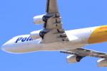 多楽さんが、成田国際空港で撮影したアトラス航空 747-87UF/SCDの航空フォト(写真)