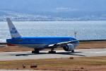 we love kixさんが、関西国際空港で撮影したKLMオランダ航空 777-206/ERの航空フォト(写真)