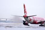 ひこ☆さんが、新千歳空港で撮影したエアアジア・エックス A330-343Eの航空フォト(写真)