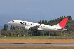 安芸あすかさんが、鹿児島空港で撮影したジェイ・エア ERJ-170-100 (ERJ-170STD)の航空フォト(写真)