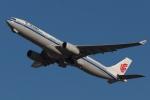 木人さんが、成田国際空港で撮影した中国国際航空 A330-343Xの航空フォト(写真)