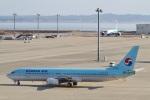camelliaさんが、中部国際空港で撮影した大韓航空 737-9B5の航空フォト(写真)