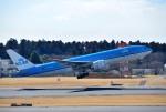 mojioさんが、成田国際空港で撮影したKLMオランダ航空 777-206/ERの航空フォト(写真)