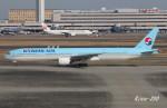 RINA-200さんが、羽田空港で撮影した大韓航空 777-3B5の航空フォト(写真)
