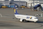 camelliaさんが、中部国際空港で撮影したスカイマーク 737-82Yの航空フォト(写真)