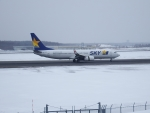 いおんさんが、新千歳空港で撮影したスカイマーク 737-86Nの航空フォト(写真)