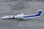 camelliaさんが、中部国際空港で撮影したANAウイングス DHC-8-402Q Dash 8の航空フォト(写真)