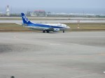 よんすけさんが、那覇空港で撮影したANAウイングス 737-54Kの航空フォト(写真)