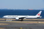 timeさんが、羽田空港で撮影した日本航空 777-346/ERの航空フォト(写真)