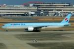 Bluewingさんが、羽田空港で撮影した大韓航空 777-3B5の航空フォト(写真)