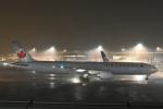 よしポンさんが、成田国際空港で撮影したエア・カナダ 777-333/ERの航空フォト(写真)