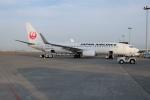 ピーノックさんが、羽田空港で撮影した日本航空 737-846の航空フォト(写真)