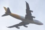 よしポンさんが、成田国際空港で撮影したポーラーエアカーゴ 747-46NF/SCDの航空フォト(写真)